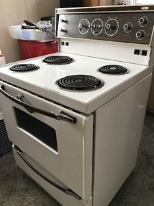 Mark 5 Kenmore Electric Range