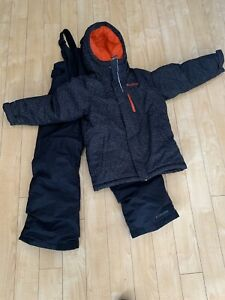 Columbia jacket and 2 pairs of Columbia snow pants