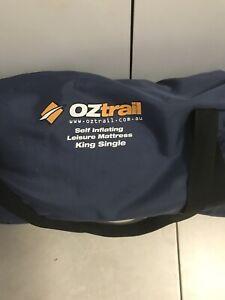Oztrail self inflating air mattresses