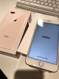 Brand New!!  iPhone 8 Plus 64G Gold