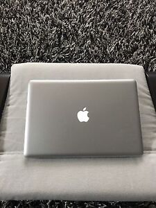 15 inch Apple MacBook Pro for sale New Hard Drive bought in 2010