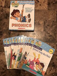 Early reader phonics book sets