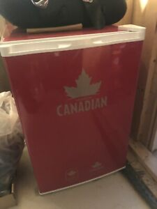Limited Edition Molson Canadian Beer Fridge