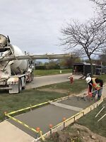Concrete Finisher Position !