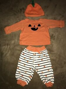 0-3mth Halloween Outfit