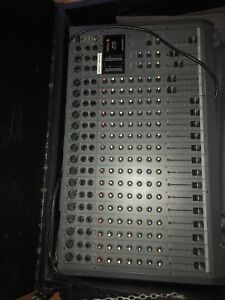 console mixer 16channel