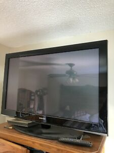 "Samsung 42"" flat screen Plasma TV."