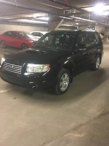 2006 Subaru Forster 2.5 XT Limited Edition