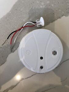4x Kidde Hardwire Photoelectric Smoke Alarm with Battery Back-up