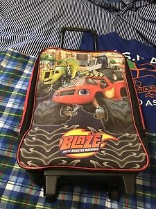 Nickelodeon Blaze and the Monster Machines Pilot Case