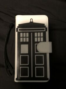 Dr. Who iPhone 8 Plus wallet case