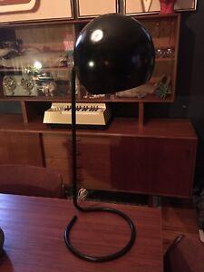 Retro Black Table Lamp