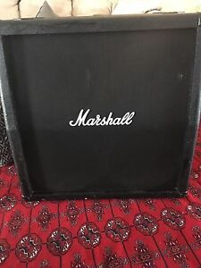 Marshall cabs.