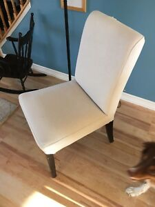 HENDRIKSDAL IKEA dining chairs x6
