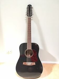 Walden 12 string semi-acoustic guitar Terrigal Gosford Area Preview