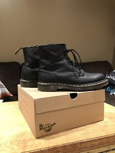 Dr. Martens size 9 men 10 women (greasy)