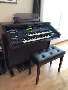 Technics GN9 electronic organ