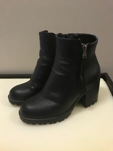 Black boots from Spring