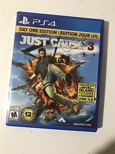 Just cause 3 for sale