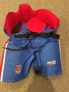 Hillcrest Canadiens Hockey Gear