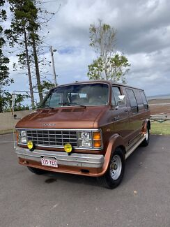 Dodge Ram Van Capalaba Brisbane South East Preview