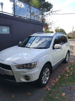 Mitsubishi Outlander Activ Shearwater Latrobe Area Preview