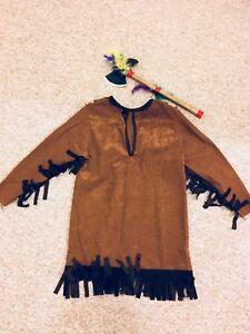 Native Indian Halloween costume