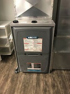 Propane or natural gas furnace