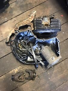 Suzuki LT4wd Quadrunner engine parts