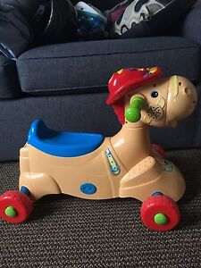 Ride on horse (Vtech)