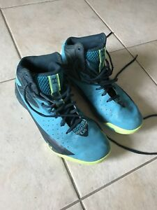 EUC Under armour shoes size 7.5 Barely used