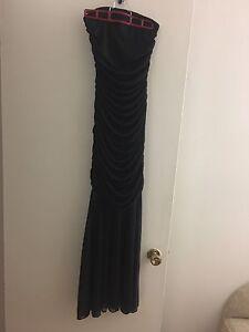 Robe de Soirée Noire Small