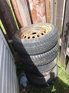 "TIRES MUST GO 15"" $50 obo!"