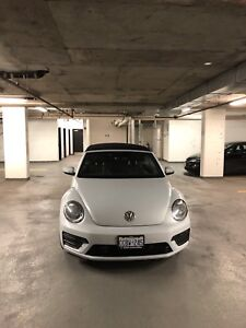2017 Beetle convertible - Lease Takeover - $344