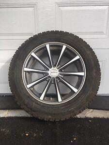 Pneus hiver/winter tires Toyo GSI5  245/60/R18