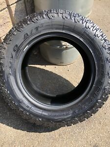 "Toyo Open Country A/T 2 35"" all terrain tires"