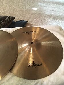 Zildjian New Beat Hi hats
