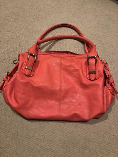 Colette handbag & Kate Hill weekender bag