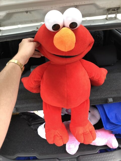 Giant 85cm Elmo Plush Toy Toys Indoor Gumtree Australia Inner