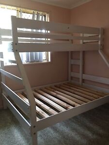 Double/Single Bunk Bed Very solid, Double /Single bunk bed Bracken Ridge Brisbane North East Preview