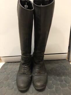 Long Riding Boots Ariats