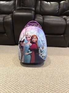 Frozen Hard Top Luggage