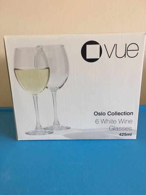 7da833d28172 Vue Oslo 6 White Wine Glasses   Dinnerware   Gumtree Australia Fremantle  Area - O'Connor   1192457207
