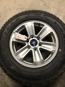 Brand new Ford tires and rims