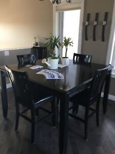 Kitchen Table 8 Chairs