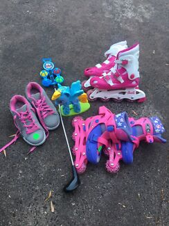 Garage Sale - kids & womens clothes / toys / micro mini scooter /blade