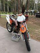 2012 Ktm 250 sxf  Eudlo Maroochydore Area Preview