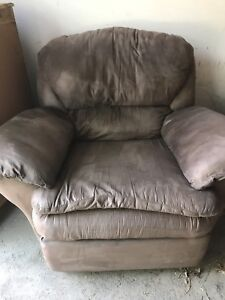 Chair and Sofa Recliner Set