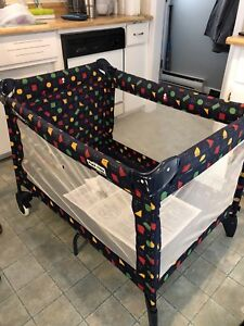 Used condition playpen