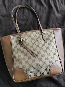 Brand new, never used authentic Gucci purse / tote $1100